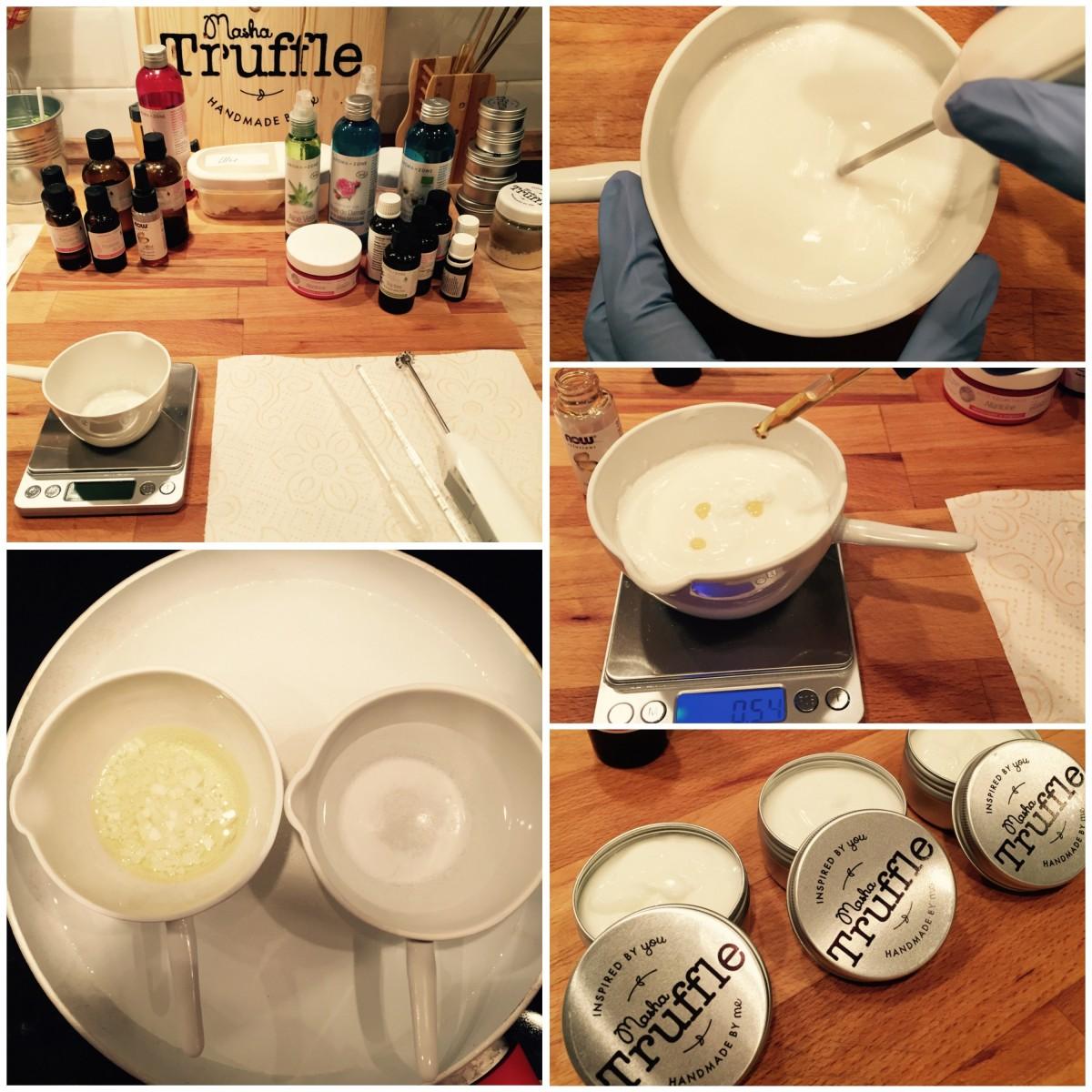 Как сделать крем самый простой